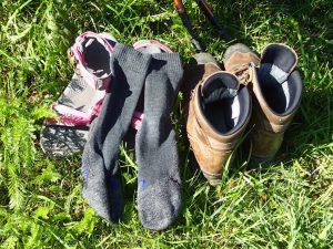 Packliste Alpe-Adria-Trail