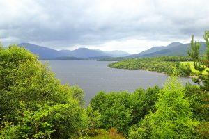 Wandern am Loch Lomond