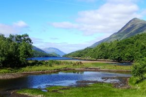 Kinlochleven am West Highland Way